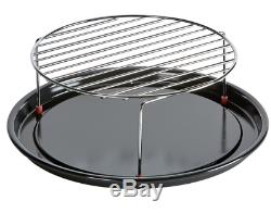 Panasonic Stainless Steel NN-CT585SBPQ 27L 1300W Convection Grill Microwave