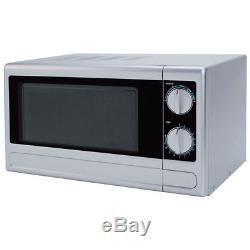 Respekta Single Mini Kitchen Kitchenette Fitted 150 cm White Grey Microwave