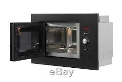 Russell Hobbs 20L Built-In Microwave in Matt Black, RHBM2003MB