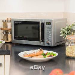Russell Hobbs Microwaves RHM2031 800 Watt Microwave Free Standing Stainless
