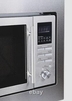 Russell Hobbs RHBM2503 25L Built-In Stainless Steel Digital Microwave, Warranty