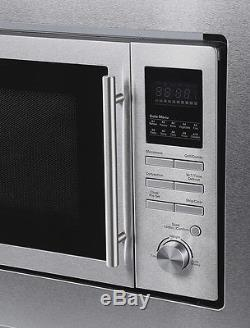 Russell Hobbs RHBM2503 25L Integrated Stainless Steel Digital Combi Microwave