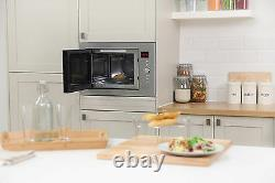 Russell Hobbs RHBM3201 Integrated 32L Stainless Steel Digital Microwave, Grade A