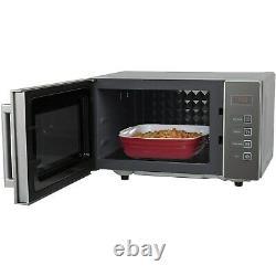 Russell Hobbs RHEM2301S 23L Flatbed Microwave Silver