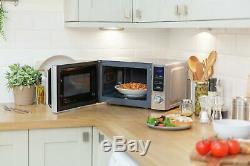 Russell Hobbs RHM2086SS 800W 20L Standard Microwave Stainless Steel
