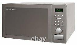 Russell Hobbs RHM2574 25L 900W Combination Microwave Stainless Steel