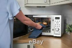 Russell Hobbs RHM2574 25L Stainless Steel Digital Combination Microwave