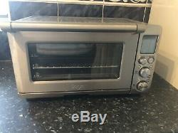 SAGE BOV820BSS 2400W The Smart Oven Pro Silver Excellent Used Condition
