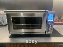 SAGE BOV820BSS 2400W The Smart Oven Pro with Element IQ Silver
