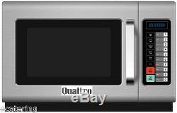 SALE Special Quattro 1800w Programmable Commercial Catering Microwave Flat Base