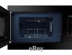 SAMSUNG MG22M8054AK Built-In Black Microwave with Grill 22L, 1100W Brand New
