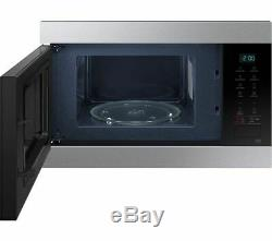 SAMSUNG MG22M8074AT/EU Integrated Microwave with Grill Black & Stainless Steel