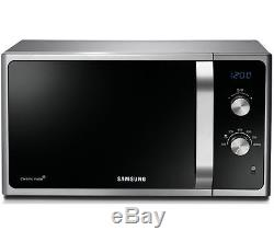 SAMSUNG MS23F301EAS Solo Microwave Silver