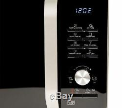 SAMSUNG MS28J5215AS Solo Microwave Silver Currys