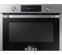 SAMSUNG NQ50K3130BS/EU Built-in Solo Microwave Stainless Steel