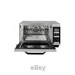 SHARP R861SLM Freestanding Microwave Oven 25 Litre Capacity Black 900W R861SLM