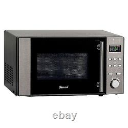 SMAD 20L Combination Microwave Oven Grill & Convection Oven Digital 3-in-1 800W