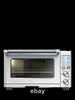 Sage BOV820BSS The Smart Oven Pro, Silver Fast and Free Delivery