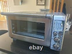 Sage BOV820BSS the Smart Oven Pro with Element IQ Stainless Steel Silver