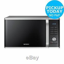 Samsung 1000W 28L Standard Microwave MS28J5255US Silver