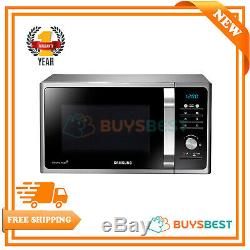 Samsung 23 litres Free Standing Solo Microwave 800W In Silver MS23F301TAS