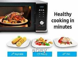 Samsung 800W MS23F301TAK 23 Litre Solo Microwave Black Brand New