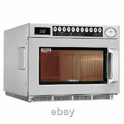 Samsung CM1529XEU Commercial Microwave Oven Programmable 1.5kW 26L