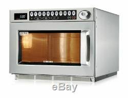Samsung CM1529 Medium Duty Commercial Microwave 1500W