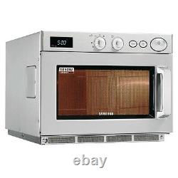Samsung CM1919 Powerful 1850W Microwave with Manual Controls