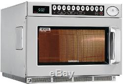 Samsung CM1929 Heavy Duty 1850w Programmable Commercial Microwave Oven