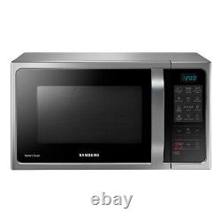 Samsung MC28H5013AS Freestanding Microwave Oven with 1400W Power in Silver