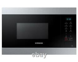 Samsung MG22M8074AT Black 22L Built In Microwave with Grill