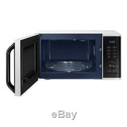 Samsung MG23K3575AW Microwave with grill and 23L Oven Capacity in White