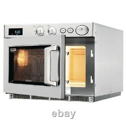 Samsung Microwave Manual Dial Heavy Duty 1850Watt 26Ltr Kitchen Restaurant