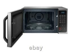 Samsung Silver 28L 900W Convection Microwave Oven (MC28H5013AS)