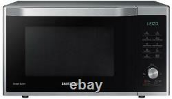 Samsung Silver 32L Combination Convection Microwave Oven (MC32J7055CT)