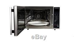 Sharp Combination Microwave Oven 40 Litre, 900 Watt, Silver Stainless
