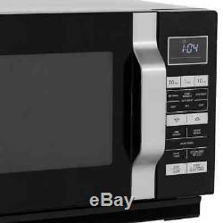 Sharp Microwave R360SLM 900 Watt Free Standing Microwave Silver
