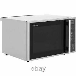 Sharp Microwave R959SLMAA Free Standing Combination Microwave Silver / Black