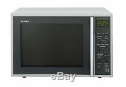 Sharp R959SLMAA Combination Microwave, 40 Litre, 900 Watt, Silver