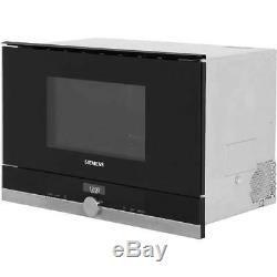 Siemens BF634LGS1B IQ-700 900 Watt Microwave Built In Stainless Steel