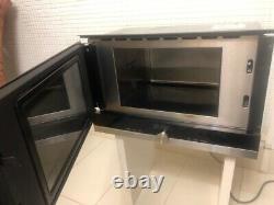 Siemens Built IN Microwave BE634LGS1 Stainless Steel Black