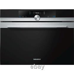 Siemens CF634AGS1B iQ700 36L Built In Microwave with TFT Display Stainless Ste