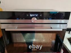 Siemens CM633GBS1B 1000W 45 Litres Combination Microwave Silver