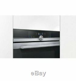 Siemens CM633GBS1B Built-In Compact Oven With Microwave Stainless Steel/Black