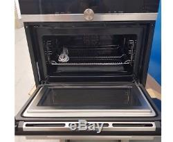 Siemens CM633GBS1B Built-In Compact Oven with Microwave&Grill, Stainless Steel