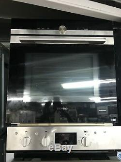 Siemens HM678G4S6B Multifunction Single Oven With Microwave 4D Hot Air From MNS