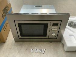 Smeg FMI017X 700 Watt Microwave Built In Stainless Steel #LF23461