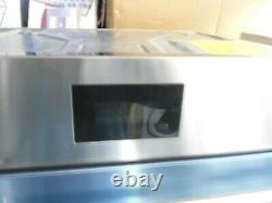 Smeg SF4309MX Classic Compact Microwave Oven with Grill, Stainless Steel