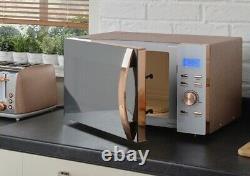 Sparkle 800W Microwave Rose